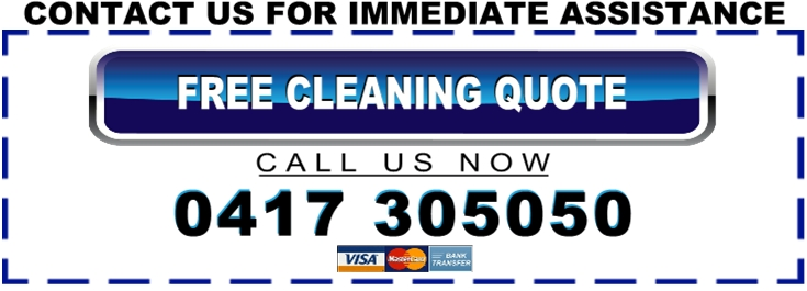 Get A Cleaning Quote